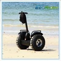 China Electric 2 Wheel Hoverboard Scooter Standing With 4000W Brushless Motor , 20KM/H Max Speed on sale