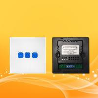 Quality Cool Smart Home Accessories / Smart Light Switch Dimmer Control Touch Plate wholesale