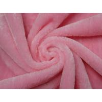 Quality 100% polyester knitted sherpa fleece long pile plush fabric wholesale