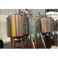 Quality 20hl Europe And Usa Standard Beer Brewery Equipment Brewing Fermenter Vessel Brewery wholesale
