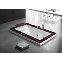 Quality Whirlpool Bathtub With Waterfall and Filter Net (MY-1621) wholesale
