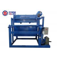 Quality Easy Operated Small Egg Tray Making Machine Sun Dry Low Cost Investment wholesale