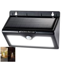 Quality 3 Intelligent Mode Solar Sensor Outdoor Lights For Backyards / Balcony wholesale