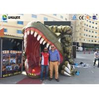 Cheap Humanized Intelligent Control 5D Cinema System for sale