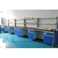Quality Anti Chemical School Science Laboratory Furniture Load Bearing 30kg wholesale