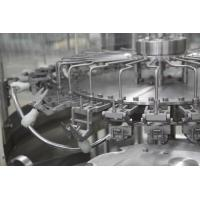 Quality Fully Automatic 3 In 1 Water Filling Machine , Carbonated Beverage Bottling Equipment wholesale