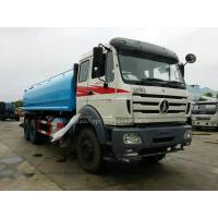 Quality Beiben 2534 RHD water tanker truck mounted water tanker, water tanker bowser wholesale