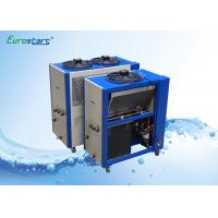 Quality Energy Saving Commercial Cooling Water Chiller Units Hermetic Type Compressor wholesale