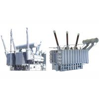 Quality 50hz Frequency Oil Immersed Distribution Transformer No Load Voltage Regulation wholesale