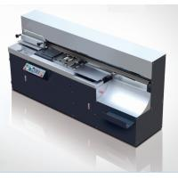 Quality Manual Book Binder Machine With Single Head , Book Making Equipment wholesale