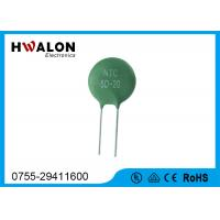 China Power Ntc Thermistors For Inrush Current Limiting 10d -13 in household appliances on sale