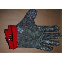Quality Anti-spear Knife Stainless Steel Gloves With Five Fingers For Slaughterhouse wholesale