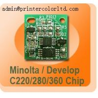Buy cheap toner chip for Triumph-Adler LP 4140 from wholesalers