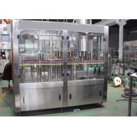 Quality Alcoholic Beverage Filling Machine , Rotary Filling Machine 6 Capping Heads 4000BPH wholesale