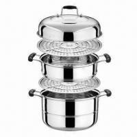 Quality Stainless Steel Food Steamer wholesale