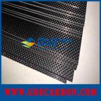 Quality Supply Heat Resistant Carbon Fiber Board 15MM Thickness wholesale