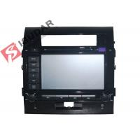 Quality 5 Inch Display Screen Toyota DVD GPS Navigation Toyota Land Cruiser Dvd Player Wince System wholesale