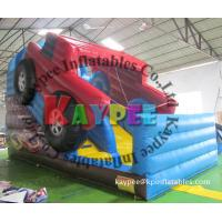 China Inflatable car slide, Inflatable slide Game KOB057 on sale