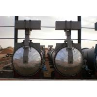 Quality AAC Chemical Autoclave with saturated steam and condensed water wholesale