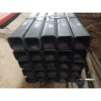 China ASTM A53 GR.B MS Hollow Section Square Steel Pipe Iron Square Tube/Hot dipped Galvanized Steel Pipe / Square Tube on sale