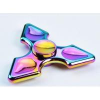 EDC New Colorful Three leaf darts fidget hand spinner, decompression fidget spinner toys factory price