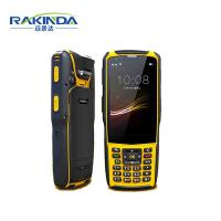 Quality IP67 Android 7.0 1D 2D Barcode Scanner Industrial For Warehouse Logistics Management wholesale