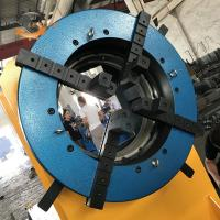 Quality 3 Jaw 4 Jaw Type Self Centering Positioner Chuck Welding Long Life wholesale