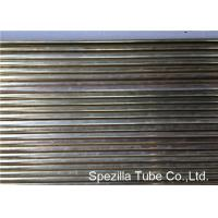 Quality Heat Treatment Copper Nickel Tube Heat Exchanger piping OD 4.00MM - 76.2MM wholesale