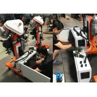 China High Efficiency Self Moving Plate Chamfering Machine Cold Working Automatic Feed on sale