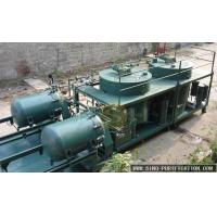 China NSH Waste engine oil purifier plant(GER) on sale