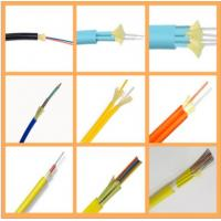 China High Strength Breakout Fiber Optic Cable , Multi Fiber Optic Distribution Cable on sale