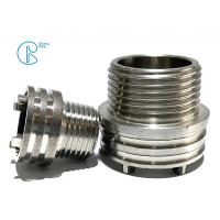 China PPR PE Female And Male Union Fittings Use Stainless Steel Inserts on sale