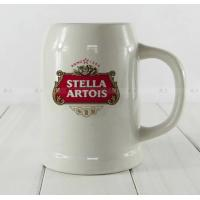 Quality EXPORT beer mug ceramic cup custom LOGO for your design from china wholesale