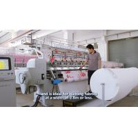 Quality Textile Single Head Quilting Machine For Air Conditioning Quilt , 2.8m Quilting Width wholesale