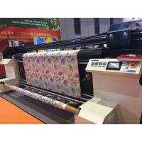 Quality All In One Digital Textile Printing Machine Fixation Unit For Home Decoration wholesale