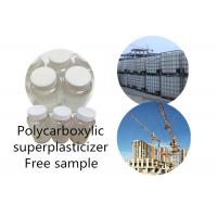 Quality Polycarboxylic Superplastic 50% 40% Concrete Water Reducing Admixture With High Initial Strength wholesale