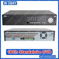 China 16CH H.264 Standalone DVR-9616D on sale