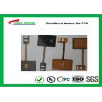 Quality Quick Turn PCB Prototypes FPC  with Surface Treatment - Ni / Au ENIG Polyimide high Tg polyimide wholesale