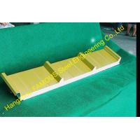 Quality Light Weight Construction EPS Sandwich Panels Roofing For Cold Room wholesale