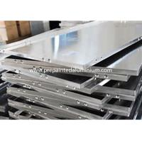 China High Performance Aluminium Plain Sheet Used in Construction and Machinery on sale