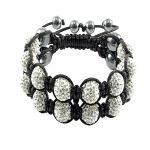Quality Crystal Bangle Bracelets CJ-B-119 wholesale