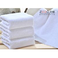 Quality Simple Design Hotel Collection Turkish Towels For Face / Hand / Bath ZEBO wholesale