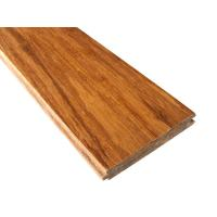 Quality Interior Carbonized(Coffee) Strand Woven Bamboo Flooring wholesale