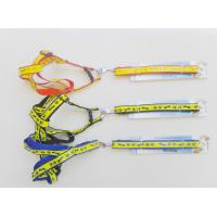 Quality Pet safety reflective dog leash and harnesses High brightness wholesale
