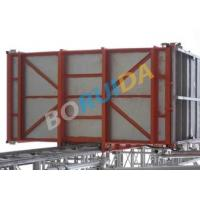 Quality Double Cage Building Material and Passenger Hoist Elevators 150m Lifting Height wholesale