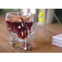 Quality Clear 1 Ounce Tall Shot Glass / Plain Glass Shot Glasses For Drinking wholesale