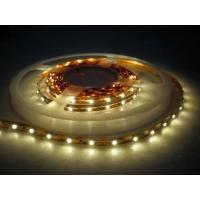 Quality 5050 SMD 5394lm / 1362lm Yellow Flexible Led Strip Light, SMD Led Strips wholesale
