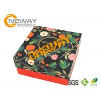Quality Printed Packaging Boxes , Red  Printing Gift Packing Box, Gift Packaging Box Cheap Price wholesale