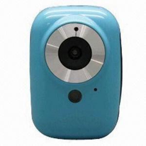 Quality Mini Camera with 3.0 Megapixels, High Sensitivity CMOS Sensor and 130° Wide Lens wholesale
