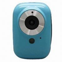 Quality Mini DVR with 3.0 Megapixels High Sensitivity CMOS Sensor and 130° Wide Lens wholesale